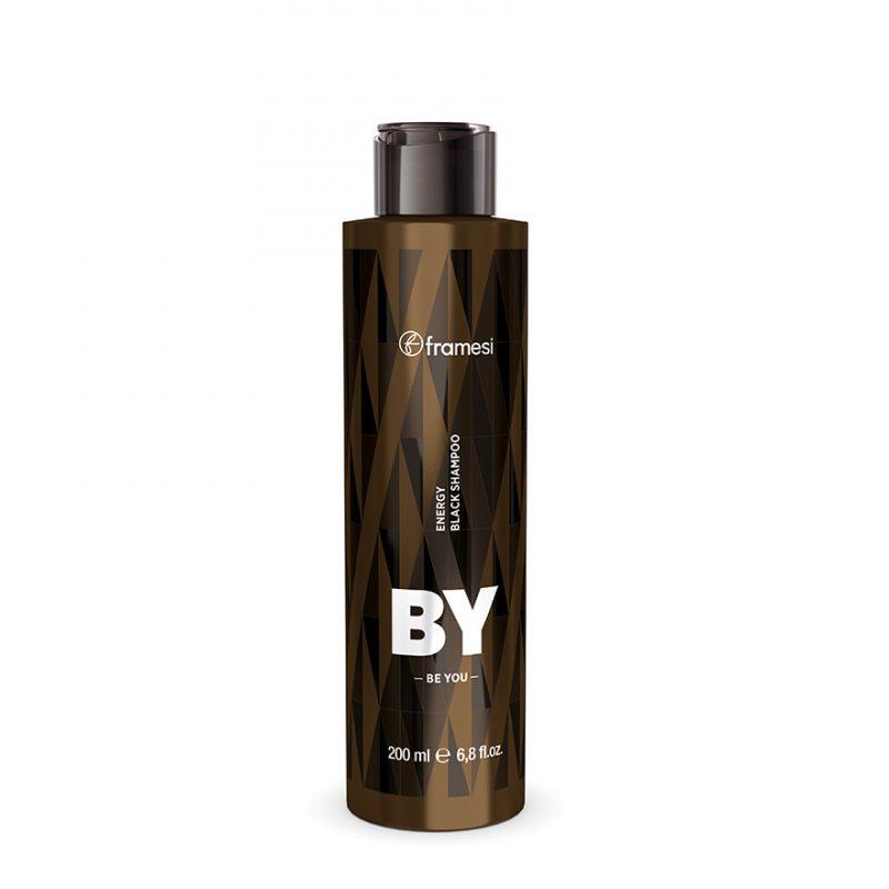 BY Energy Black Shampoo - Energetizáló férfi sampon