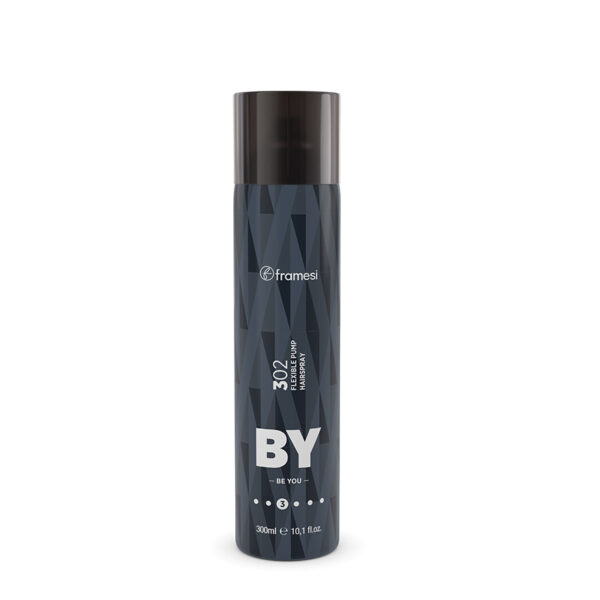 BY Flexible Pump Hairspray - Rugalmas tartást adó pumpás hajlakk