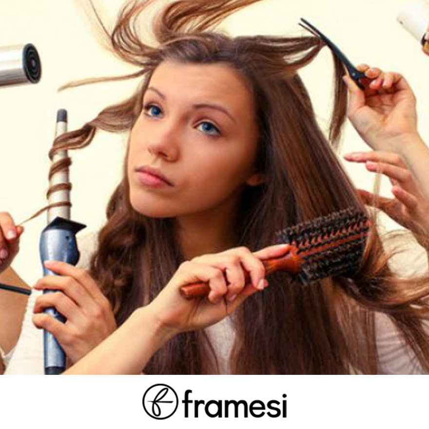 framesi styling - finishing