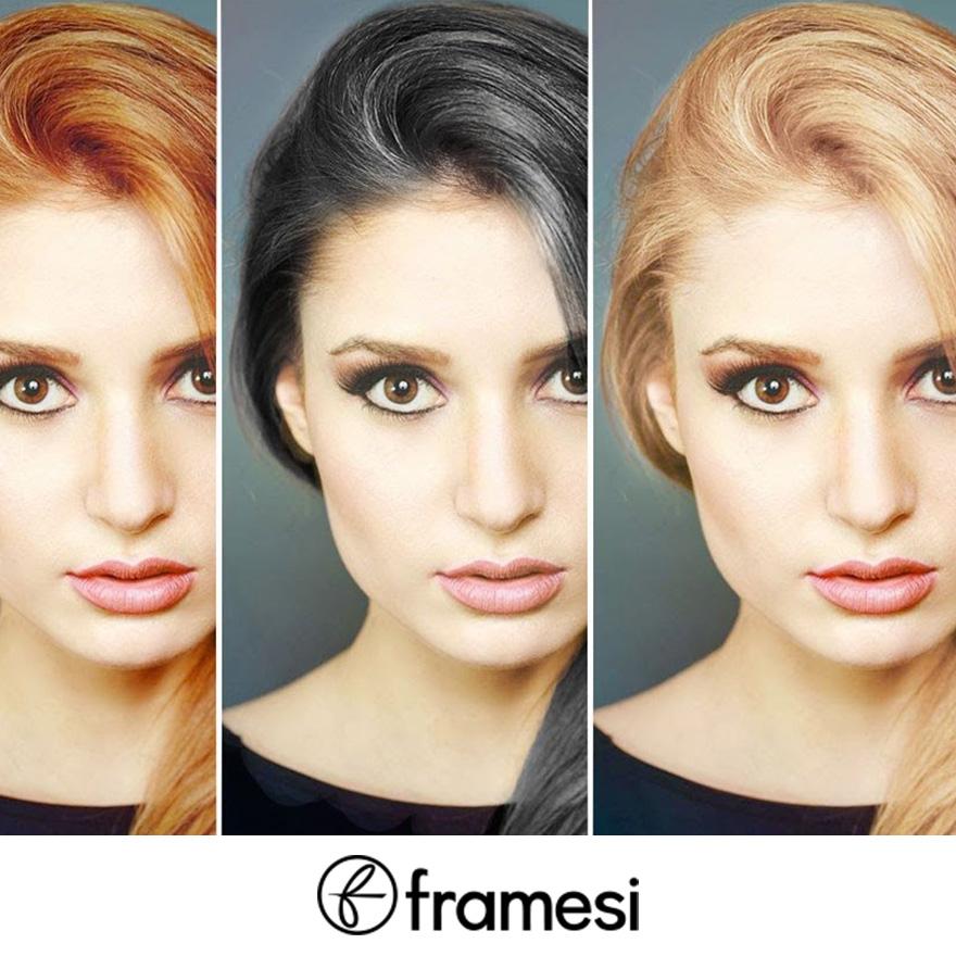 framesi színváltoztatás