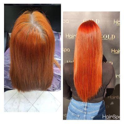 HairSpa szalontrening