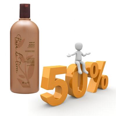 Bain de Terre Macadamia Oil tápláló kondicionáló 1000ml